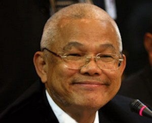 Phuea Thai Politiker Sunai Julapongsathorn